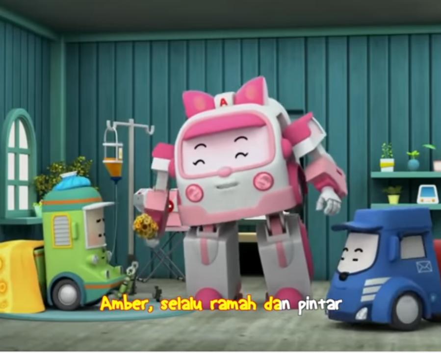 Zona Ceria RTV : Theme Song Robocar Poli