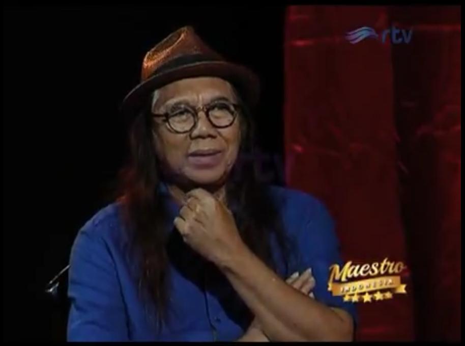 Maestro Indonesia RTV - Episode Sardono W. Kusumo Part 4