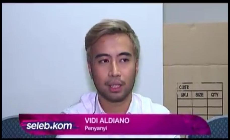 VIDI ALDIANO INGIN TAMPIL FASHIONABLE DI TIAP KESEMPATAN