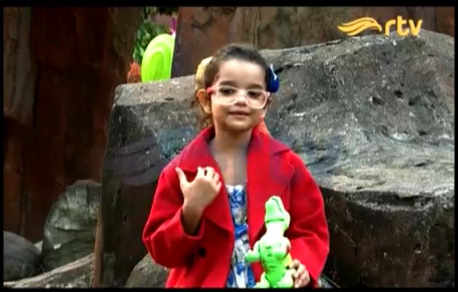 Fun Fact Fun Time RTV - Khadijah menjelaskan tentang Kehidupan Manusia Purba