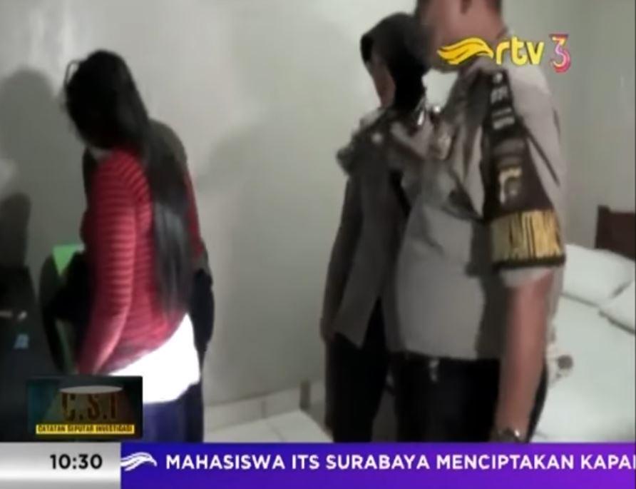 RAZIA PENYAKIT MASYARAKAT DI JAMBI [CSI RTV 24 APRIL 2017