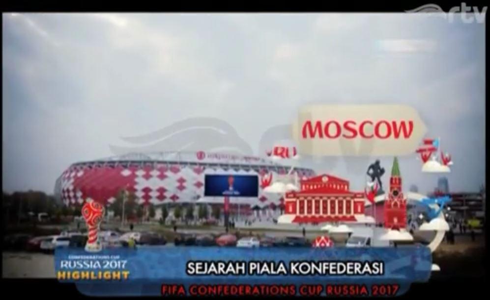 Highlight Confederation Cup 2017