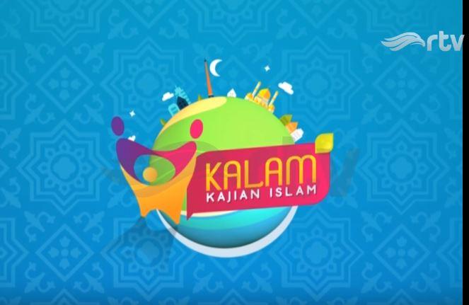 Kajian Islam RTV (Kalam): Episode 1 - Part 3