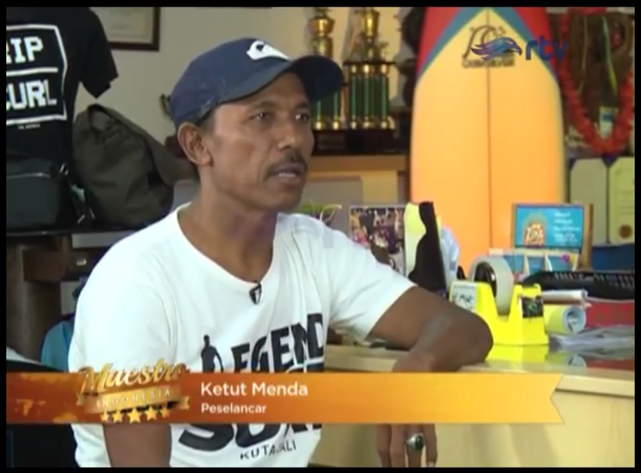 Maestro Indonesia Episode Ketut Menda Part 3