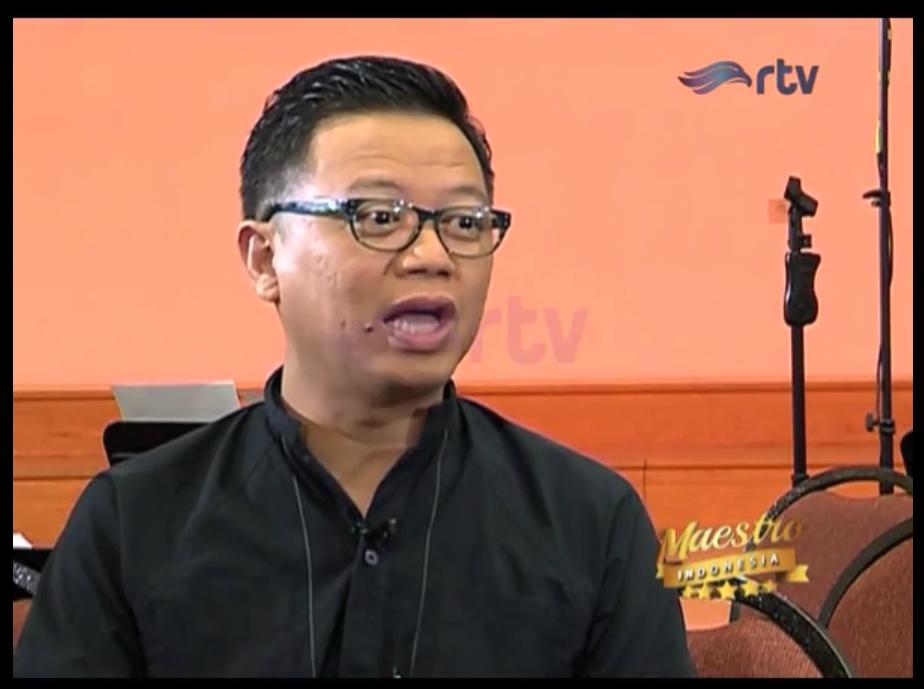 Maestro Indonesia RTV - Episode Avip Priatna Part 3