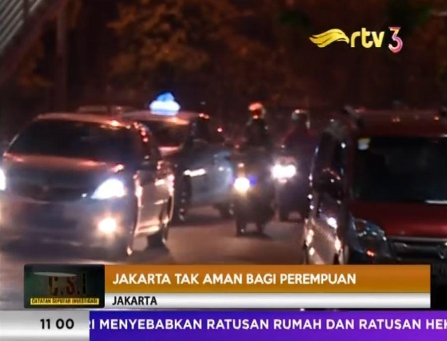 POTRET JAKARTA TAK AMAN [ CSI RTV 24 APRIL 2017 ]